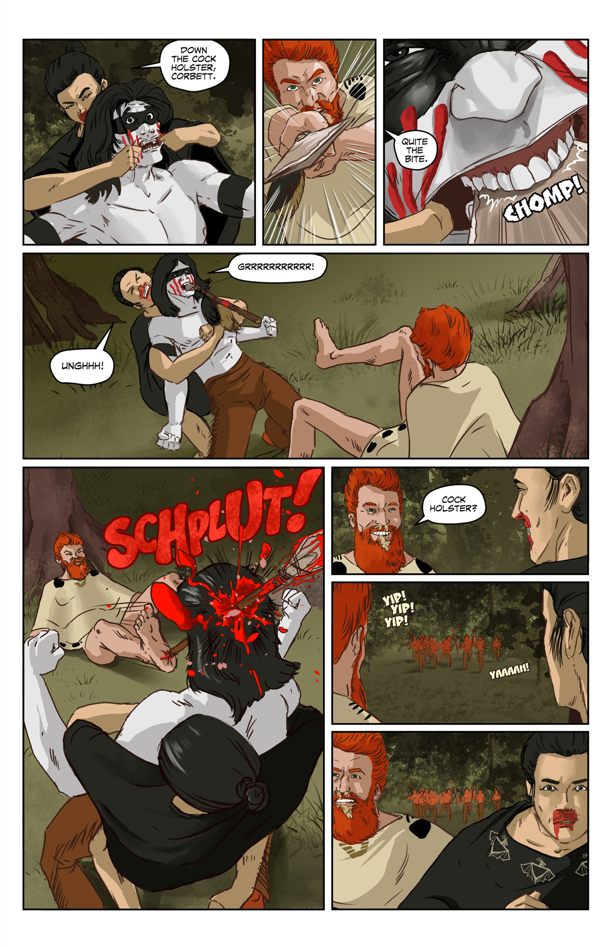 Episode 1, Page 11