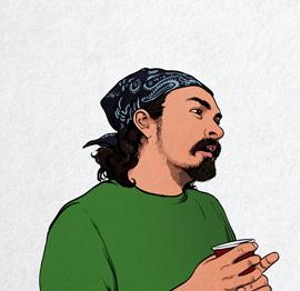 Garth von Ahnen - illustrator